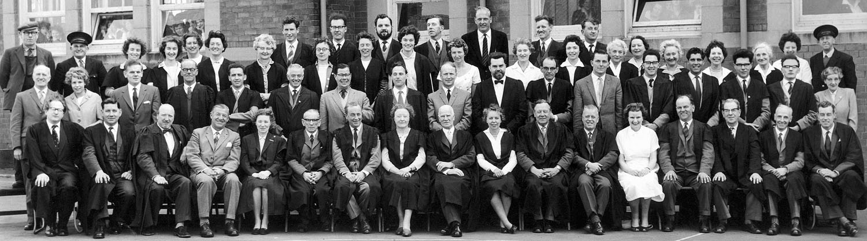 Former Pupils 1960 69